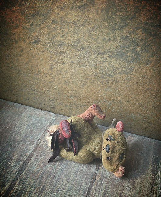"""Мишки Тедди ручной работы. Ярмарка Мастеров - ручная работа. Купить """"Цветики-цветочки...)))"""". Handmade. Комбинированный, бежевый"""