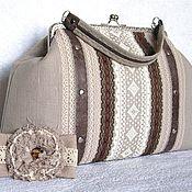 Сумки и аксессуары handmade. Livemaster - original item Bag with clasp: Bag