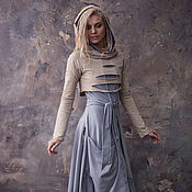 """Одежда ручной работы. Ярмарка Мастеров - ручная работа Сэт из 3-х вещей """"Молочная туманность"""". Handmade."""
