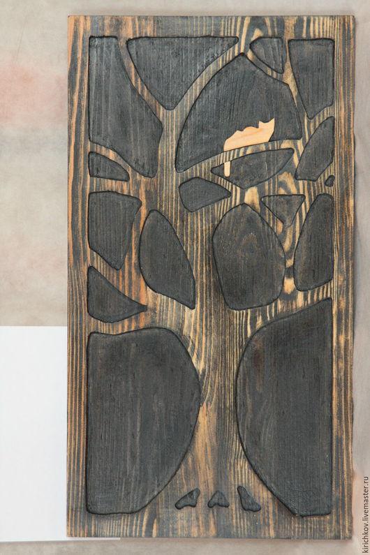 Подвески ручной работы. Ярмарка Мастеров - ручная работа. Купить Рысь. Handmade. Черный, сосна, лак, рысь, природа