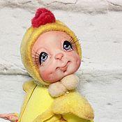 Куклы и игрушки ручной работы. Ярмарка Мастеров - ручная работа Петенька. Handmade.