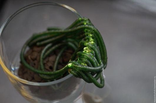Цвет Салатовый (Chartreuse)  В наличии 8 нитей!
