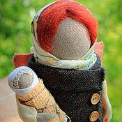 Куклы и игрушки ручной работы. Ярмарка Мастеров - ручная работа Кукла мамушка. Handmade.