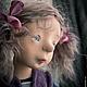 Коллекционные куклы ручной работы. Одна дома. Мурашова Наталья. Ярмарка Мастеров. Living doll