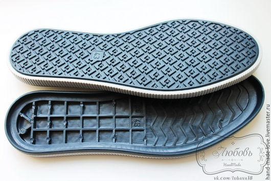 Другие виды рукоделия ручной работы. Ярмарка Мастеров - ручная работа. Купить Подошва Kiborg для мужской обуви. Handmade.