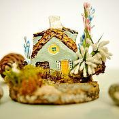 Для дома и интерьера ручной работы. Ярмарка Мастеров - ручная работа Цветник. Handmade.