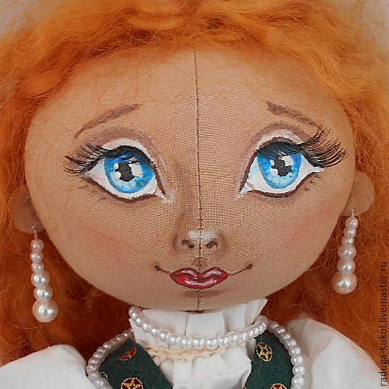 Текстильная кукла, Куклы и пупсы, Владимир,  Фото №1