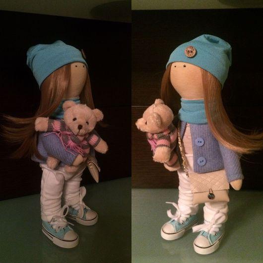 Куклы тыквоголовки ручной работы. Ярмарка Мастеров - ручная работа. Купить Кукла портретная. Handmade. Кукла ручной работы