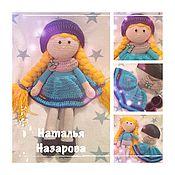 Куклы и игрушки ручной работы. Ярмарка Мастеров - ручная работа Кукла Лили. Handmade.