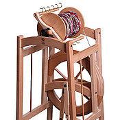 Материалы для творчества handmade. Livemaster - original item Spinning Wheel Country 2. Handmade.