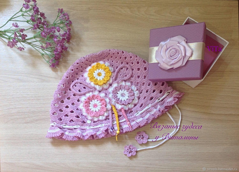 Шляпка для малышки Праздничная, Шляпы, Подольск,  Фото №1