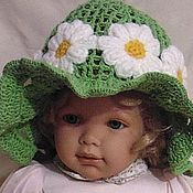 Работы для детей, handmade. Livemaster - original item PANAMA for newborns