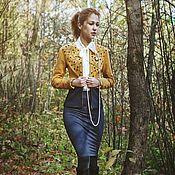 Одежда ручной работы. Ярмарка Мастеров - ручная работа Костюм с юбкой. Handmade.