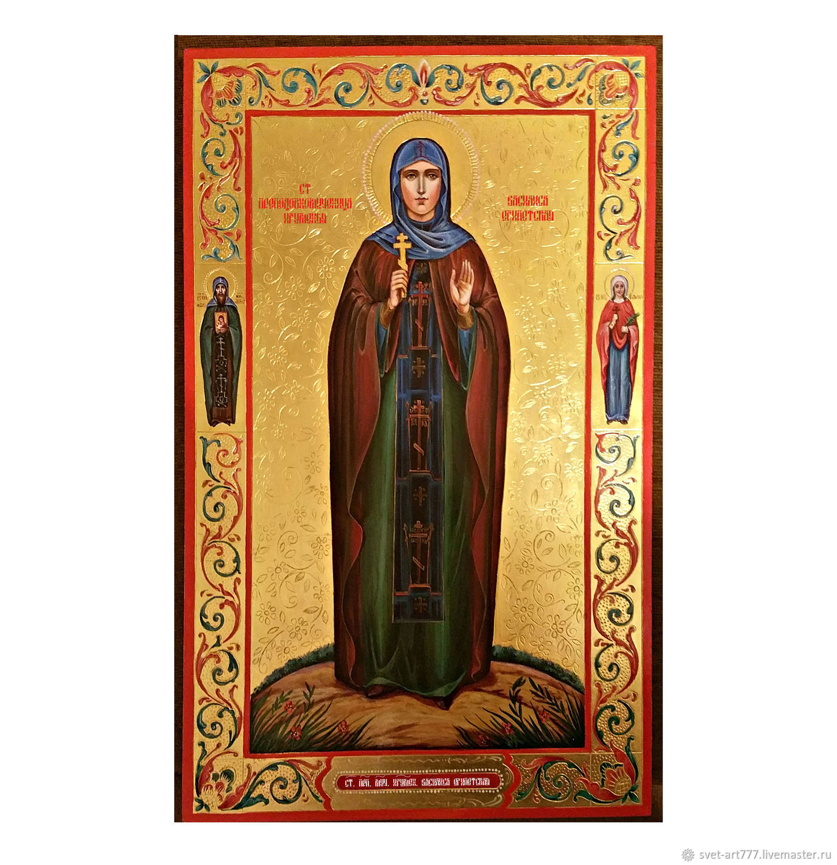 Василисса Египетская, игумения, преподобномученица, Иконы, Москва,  Фото №1