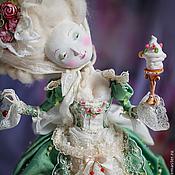 """Куклы и игрушки ручной работы. Ярмарка Мастеров - ручная работа """"Дама с вишенкой"""". Handmade."""
