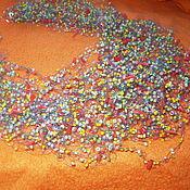 """Украшения ручной работы. Ярмарка Мастеров - ручная работа Воздушное колье """"Коралловый риф"""". Handmade."""