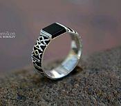 Фен-шуй и эзотерика handmade. Livemaster - original item Runic ring with the elder Futhark. Handmade.
