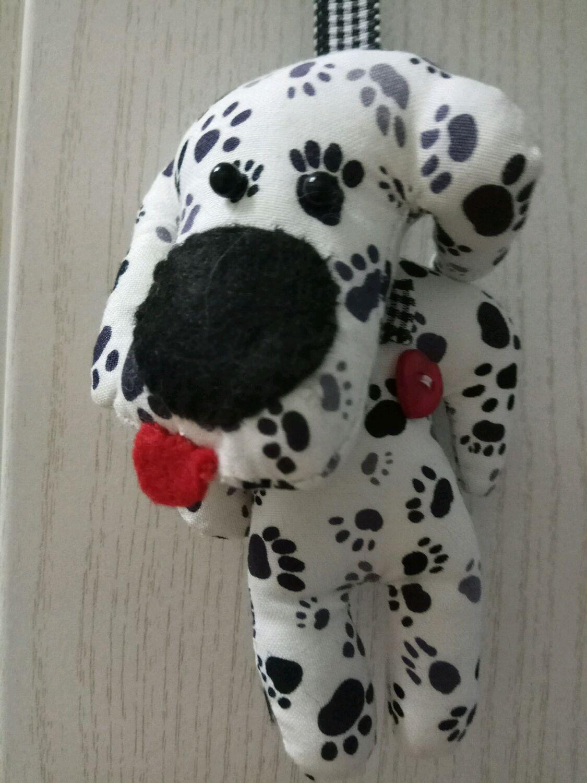 Весёлый щенок Доби, Мягкие игрушки, Москва,  Фото №1