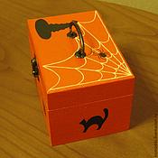 Для дома и интерьера ручной работы. Ярмарка Мастеров - ручная работа Ведьмина шкатулка. Handmade.