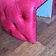 Мебель ручной работы. Заказать Мини стул Энди. Светлана (THEidea). Ярмарка Мастеров. Мебель, подарок, синтепон