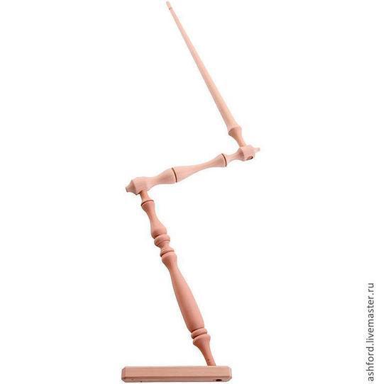 Другие виды рукоделия ручной работы. Ярмарка Мастеров - ручная работа. Купить Спица для кудели, для прялки Элизабет. Handmade. Золотой