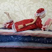 Куклы и игрушки ручной работы. Ярмарка Мастеров - ручная работа Тильда Лолита. Handmade.