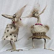 Сувениры и подарки ручной работы. Ярмарка Мастеров - ручная работа Птичьи Баронесски. Handmade.