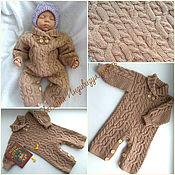 Работы для детей, handmade. Livemaster - original item jumpsuit. Handmade.