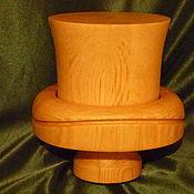 Материалы для творчества handmade. Livemaster - original item Cylinder with removable top-3. Handmade.