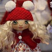 Куклы и игрушки ручной работы. Ярмарка Мастеров - ручная работа Игровая кукла Агния.. Handmade.