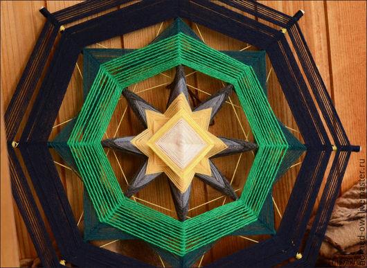 Индейская мандала Татьяны Сычевой `Древний круг`