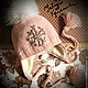 """Шапки и шарфы ручной работы. Ярмарка Мастеров - ручная работа. Купить Шапка с кристаллами """"Северное сияние"""". Handmade. Кристаллы"""