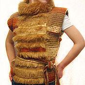 Одежда handmade. Livemaster - original item Vest with