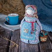 Народная кукла ручной работы. Ярмарка Мастеров - ручная работа Куклы: Народная кукла Берегиня Василиса. Handmade.