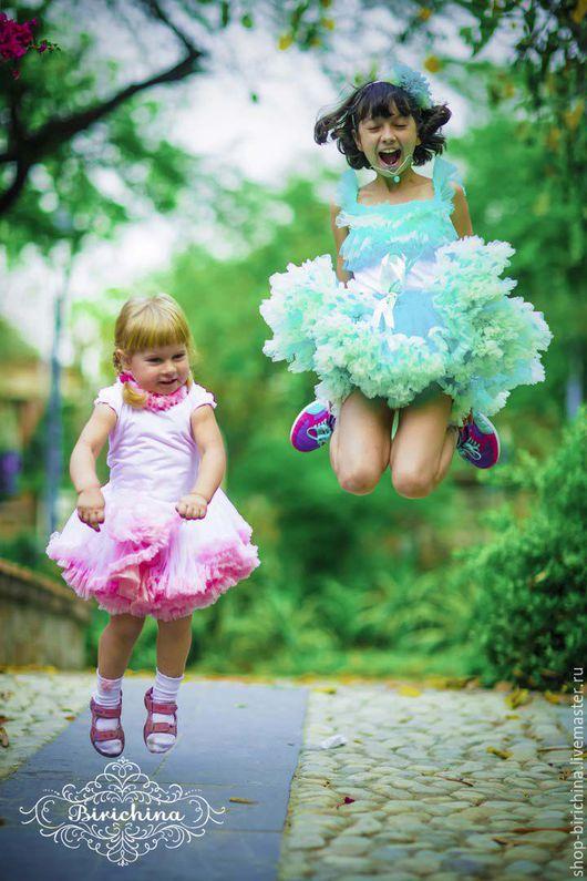 Одежда для девочек, ручной работы. Ярмарка Мастеров - ручная работа. Купить Комплекты с юбочкой американкой для принцесс :) ). Handmade.