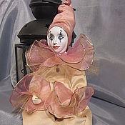 Куклы и игрушки ручной работы. Ярмарка Мастеров - ручная работа Венецианский карнавал. Handmade.