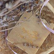 """Косметика ручной работы. Ярмарка Мастеров - ручная работа ЭКО Мыло""""Ванильная лаванда""""молочное мыло.Подарок девушке. Handmade."""