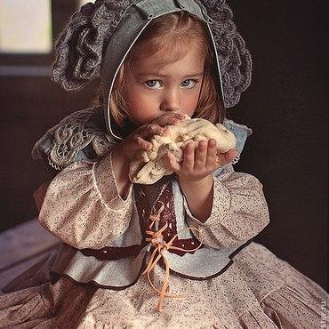 Одежда ручной работы. Ярмарка Мастеров - ручная работа Комплект для девочки.. Handmade.