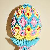 Подарки к праздникам ручной работы. Ярмарка Мастеров - ручная работа Пасхальное яйцо №1. Handmade.