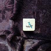 Материалы для творчества ручной работы. Ярмарка Мастеров - ручная работа Итальянская вискоза 6мм. Handmade.