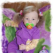 Куклы и игрушки ручной работы. Ярмарка Мастеров - ручная работа Кукла реборн на базе молда Camilla (Камилла) от Ann Timmerman. Handmade.