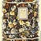 """Юбки ручной работы. Юбка бохо """"Прекрасный сад"""" из итальянск. хлопка,длинная,ярусная. Анна Подивилова (создай настроение). Ярмарка Мастеров."""