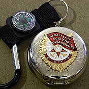 Для дома и интерьера handmade. Livemaster - original item Pocket ashtray
