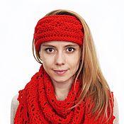 Аксессуары handmade. Livemaster - original item Iris headband