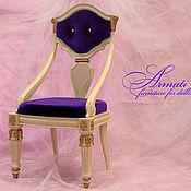 Куклы и игрушки ручной работы. Ярмарка Мастеров - ручная работа Кресло для куклы. Handmade.