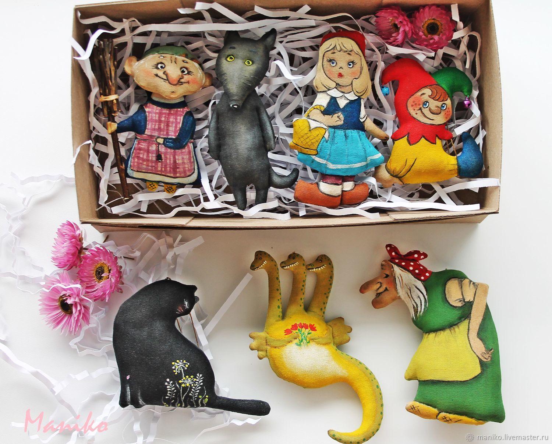 Игрушки Сказочные герои, Мягкие игрушки, Ярославль,  Фото №1