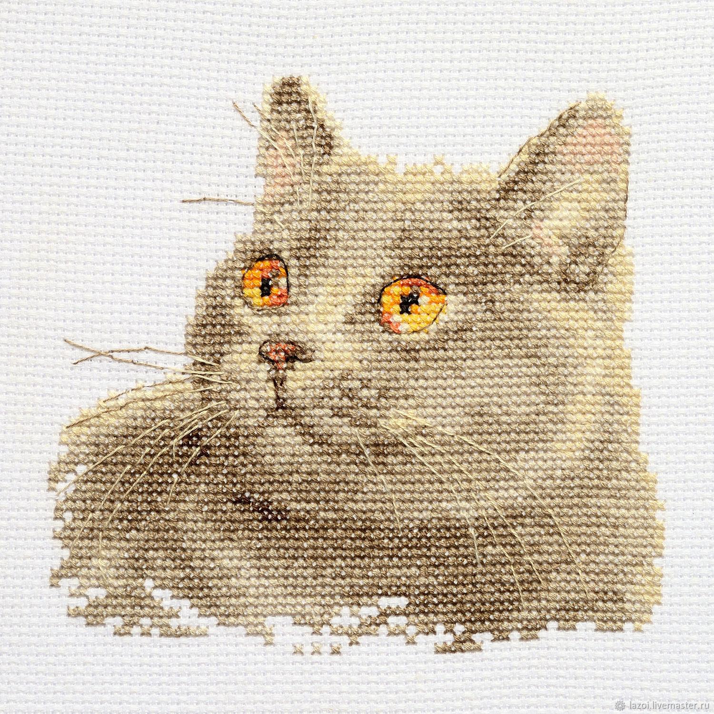 этом вышивание крестиком котики картинки узоры, орнаменты