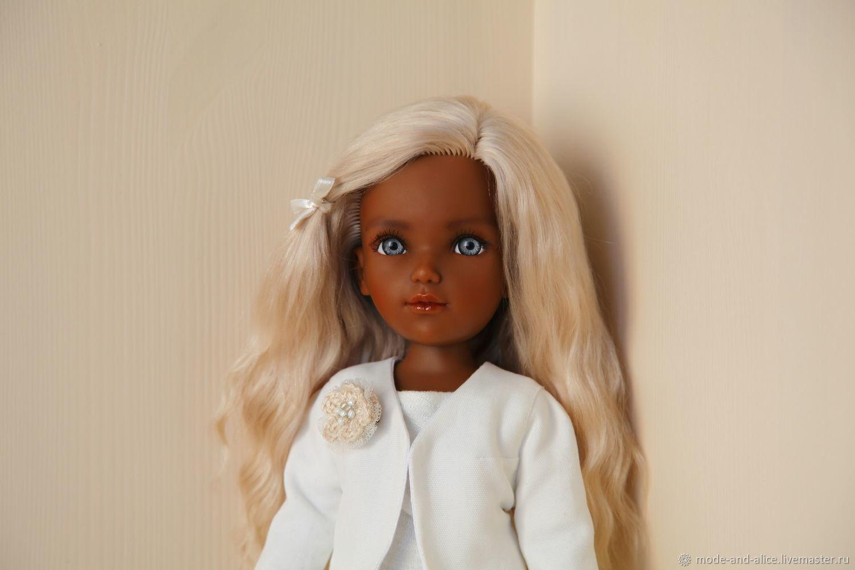 Каролин ООАК Mari Vidal Rojas, Куклы и пупсы, Солнечногорск,  Фото №1