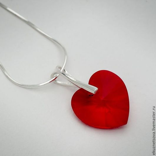 "Кулоны, подвески ручной работы. Ярмарка Мастеров - ручная работа. Купить Кулон ""Sweet Valentine"". Handmade. Кулон, кулон на цепочке"