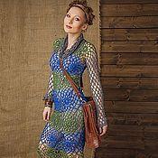 """Одежда ручной работы. Ярмарка Мастеров - ручная работа Платье """"Бохо"""" ( в пол). Handmade."""